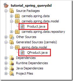 spring integrando querydsl