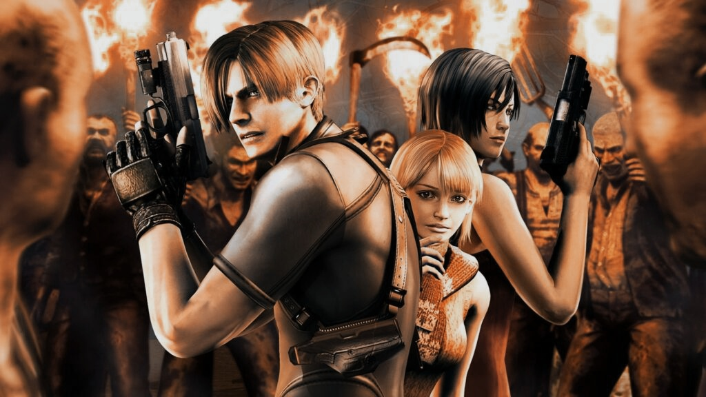 resident evil by fanmade