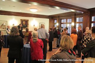 Faculty Associates Reception and Sue Atkinson Farewell