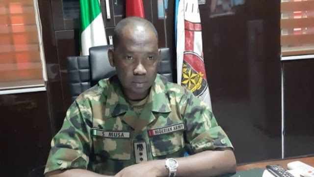 Nigerian Army Confirms The Death Of Officer Killed By Colleague In Borno