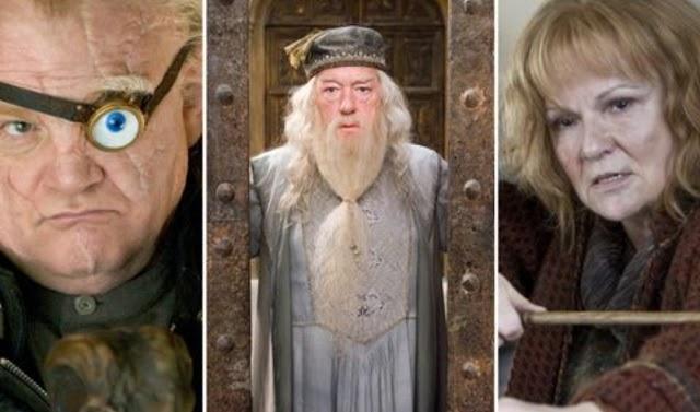 Harry Potter: a ordem da fênix, classificado pelo poder