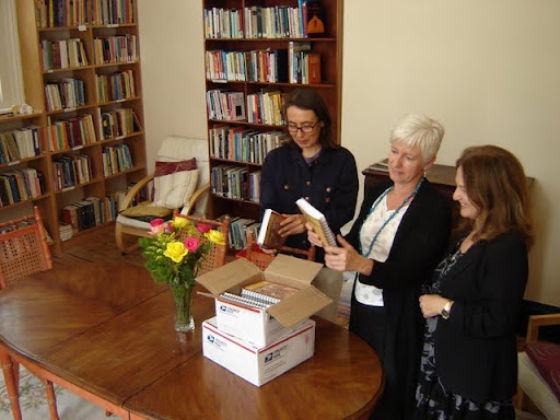 Jamyang Buddhist Centre receives new Lama Chopa Jorcho books, July 2011, London