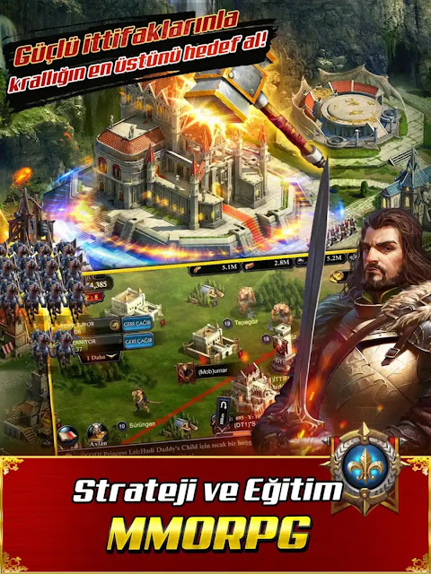 King of Avalon : Dragon Warfare Güncelleme v4.5.0