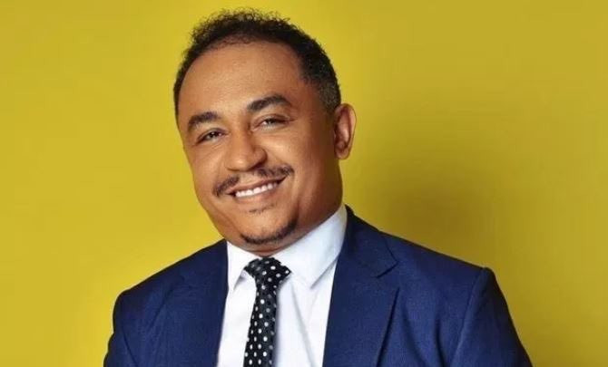 ''Those who believe that the Christian holy center is in Jerusalem are not Christians - Daddy Freeze