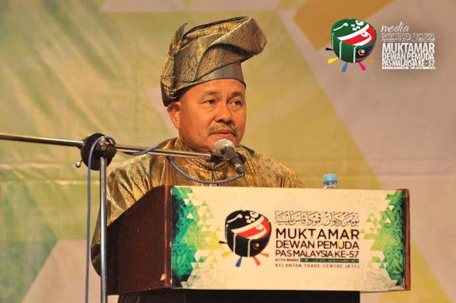 Sarawak Report menfitnah PAS