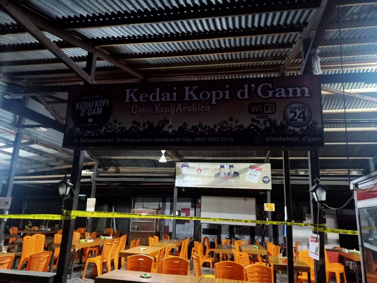 Langgar Perwal Kota Banda Aceh 12 Warung Kopi Kembali Disegel Satgas Covid 19