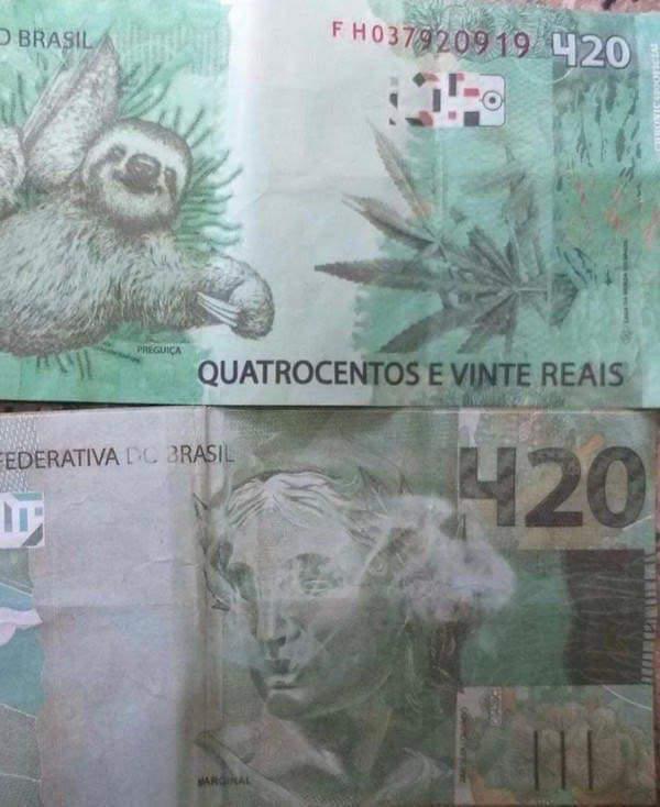 Idoso recebe nota de R$ 420 como pagamento de empréstimo e devolve R$ 320 de troco para golpista em MG