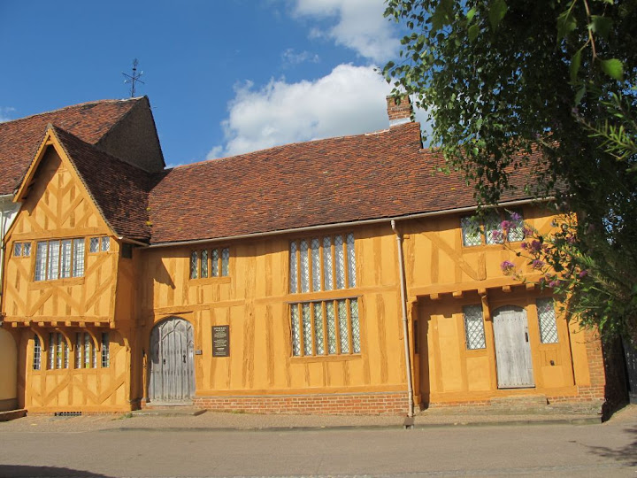 Lavenham's Little Hall