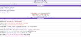 Bigmusic.In/cc Coming Soon Code For Your Wapkiz Website