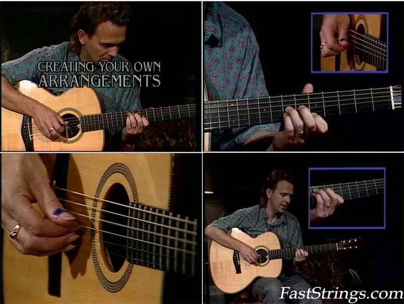Martin Simpson: Acoustic Guitar Instrumentals - Creating Your Own Arrangements (Vol.2)