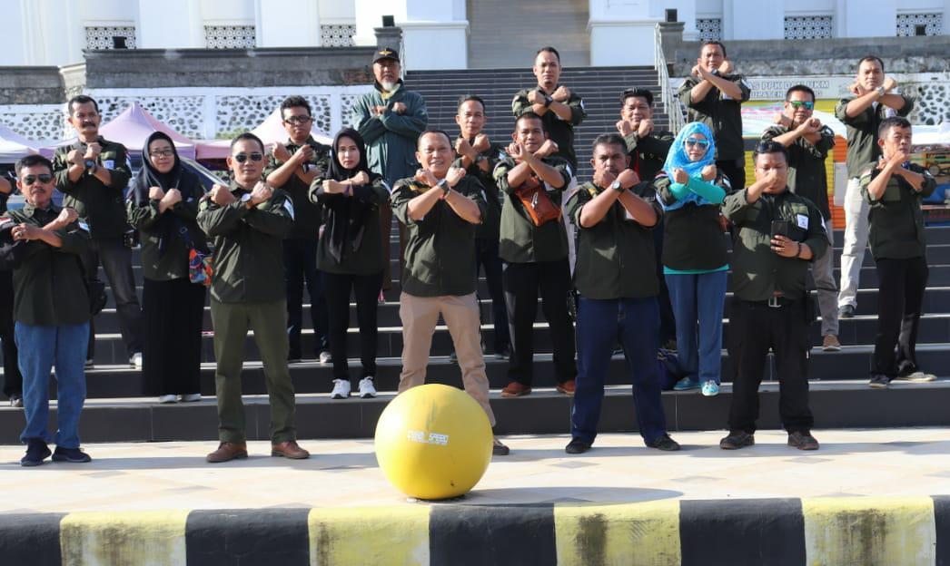 IWO Kabupaten Soppeng Ucapkan Selamat Hari Bhayangkara ke 74, Polri Tetap Jaya