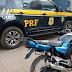Oeste: PRF flagra homem com moto roubada há 11 anos em São Paulo