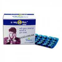 А-Флю-О-Цил Форте, Антивирусный препарат от гриппа и простуды A-Flu-O-Cil Forte, Dhootapapeshwar, 10 таб.
