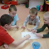Polytechnická výchova v MŠ Bařiny