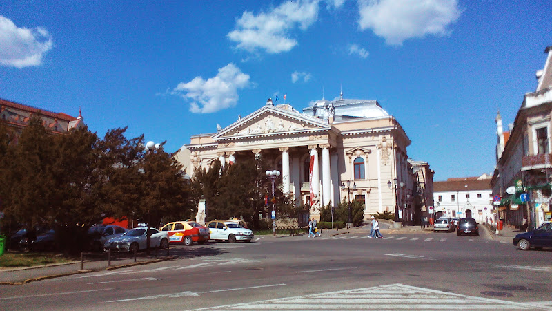 Programul Teatrului de stat regina Maria, mai 2015 #1