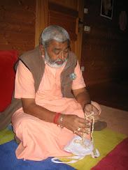 At Govinda Priya and Tarun Govinda's place