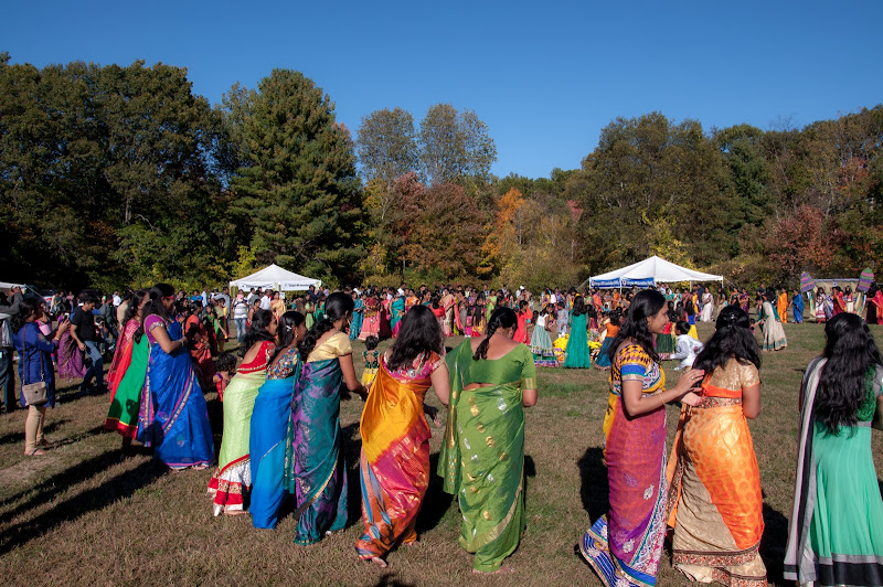 TeNA Boston Bathukamma 2015 Celebrations - 98.jpg