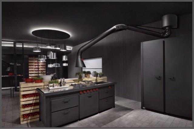 My archy architettura e design: quando la cucina si affaccia sul ...