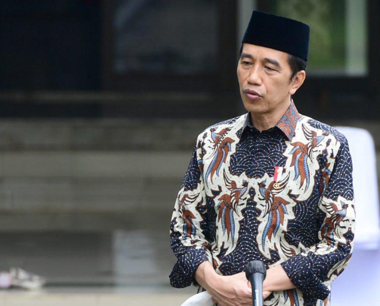 Jokowi Berpesan Project Kementerian PUPR Senilai Rp 38,6 Triliun Harus Bisa Pulihkan Ekonomi Nasional