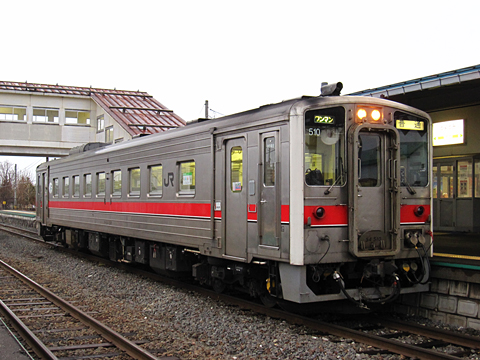 JR北海道 宗谷本線 キハ54 510