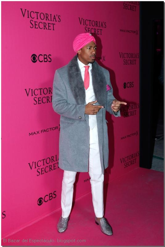 Nick Cannon Pink Carpet 2016 VS Fashion Show.jpg