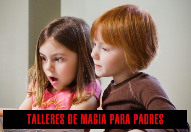 Talleres de magia para padres