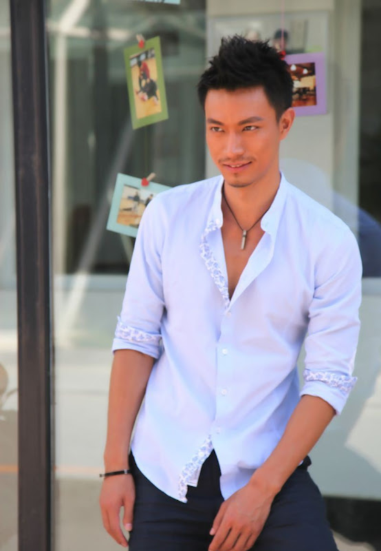 Jiang Mingyang China Actor