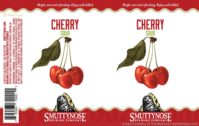 Smuttynose - Peach Sour, Blackberry Sour & Cherry Sour 16oz Cans