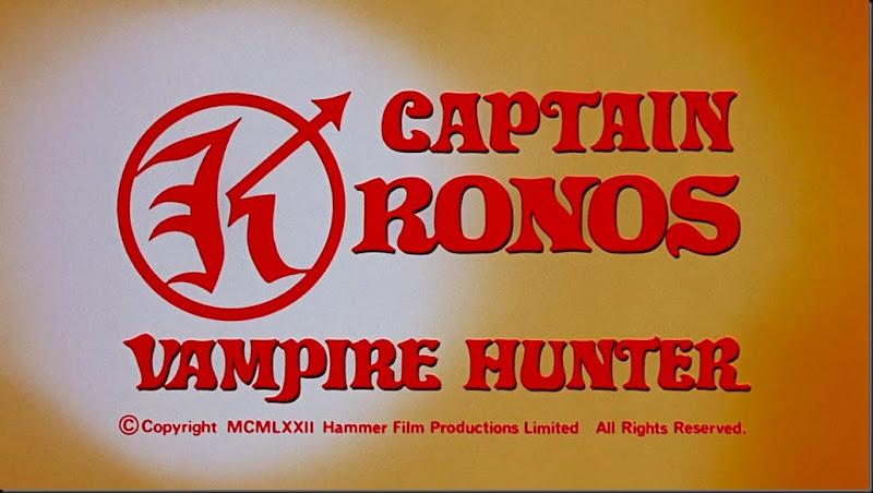 Captain Kronos - Vampire Hunter