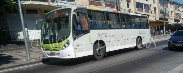 Rio ganha 4 linhas de ônibus!