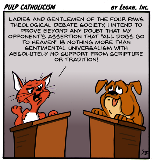 Pulp Catholicism 158