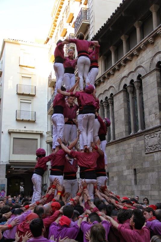 19è Aniversari Castellers de Lleida. Paeria . 5-04-14 - IMG_9520.JPG