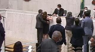 Por unanimidade, Conselho de Ética aceita denúncia contra deputado Fernando Cury por importunação sexual