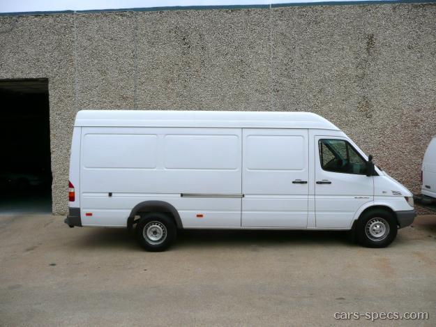 2006 Dodge Sprinter Van Specifications Pictures Prices