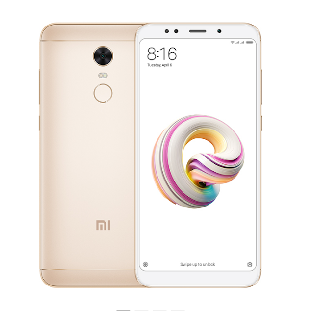 Xiomi Redmi note 5 features & specifications (Buy from Flipkart 9999 Rs)