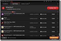 برنامج درايفر بوستر لتحديث تعريفات ودريفرات الويندوز أحدث إصدار Driver Booster -4
