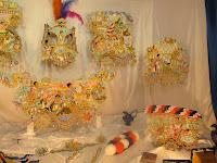 Exposición de mantos