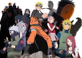 Naruto Shippuuden Cover