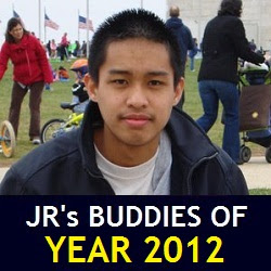 JR's Buddies of the Year (2012)