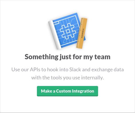 custom integratioon