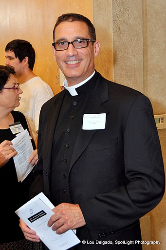 Father Geoff Farrow, Workshop Presenter
