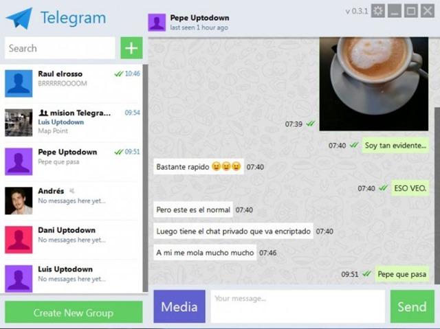 تحميل برنامج تليغرام للكمبيوتر Telegram for Desktop v0.9.44