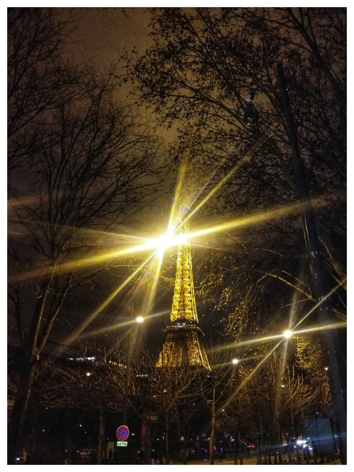 eiffel tower new year eve 2019 photos