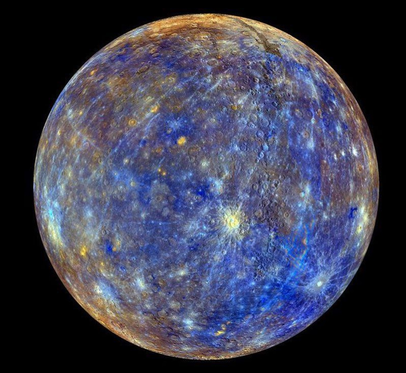 Clearest photo of Mercury