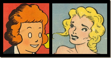 Little Orphan Annie Abner faces