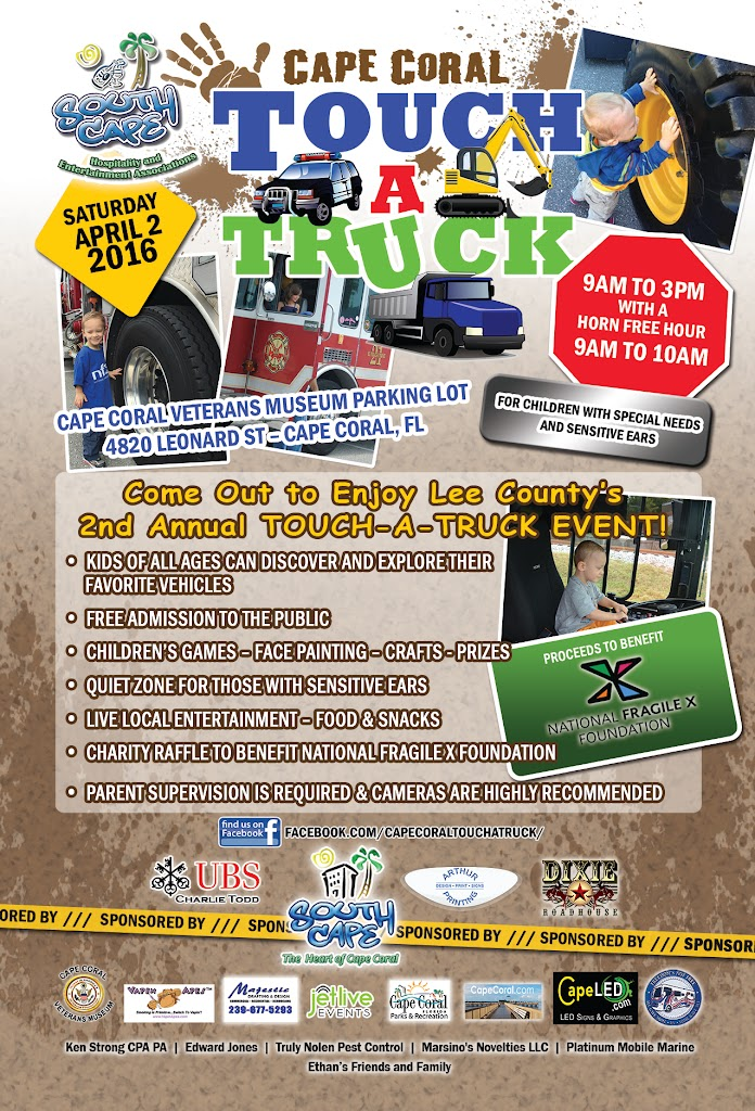 TouchATruck 4x6  Flyer MAR2016