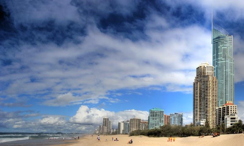 Sun, Sea & City