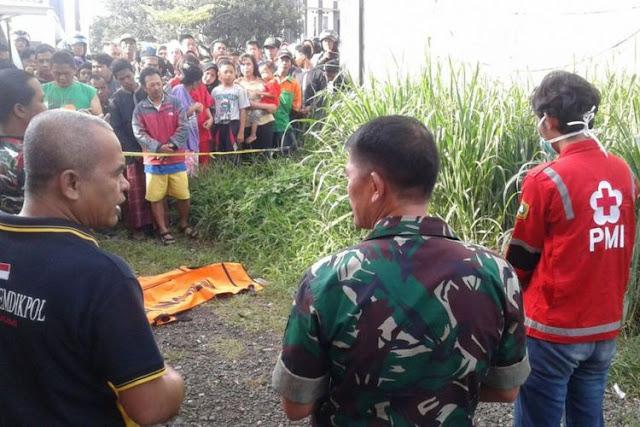 Seorang Pemulung Menemukan Mayat di Cibinong