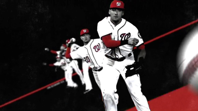 Washington Nationals — Thunderstruck Ad