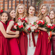 Wedding photographer Liza Abramova (liza88). Photo of 28.07.2017
